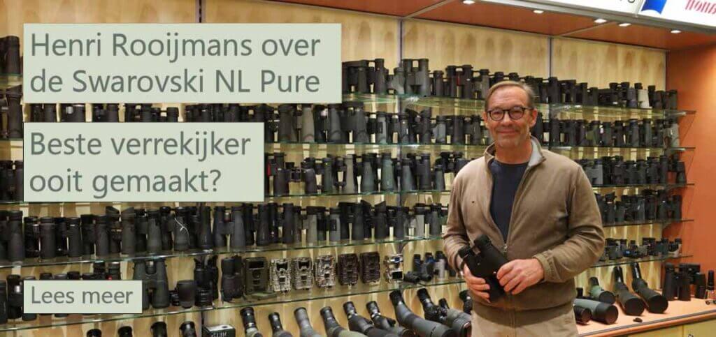 Swarovski NL pure verrekijker